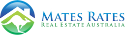 Logo - Mates Rates Real Estate Australia